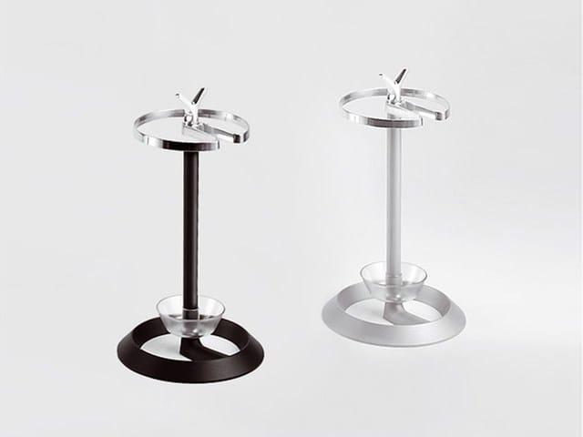 Aluminium umbrella stand BATTISTA | Umbrella stand by Caimi Brevetti