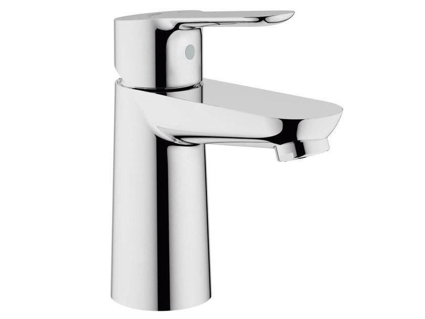 Countertop single handle washbasin mixer BAUEDGE | Washbasin mixer without waste - Grohe