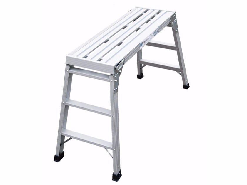 Steel heavy duty ladder BC - Frigerio Carpenterie