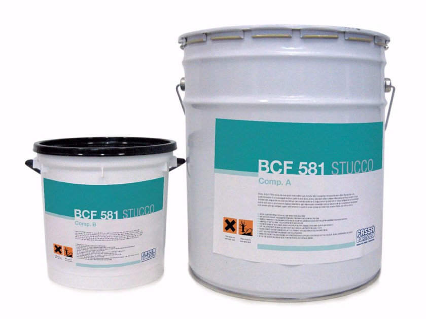 Smoothing compound BCF 581 STUCCO by FASSA
