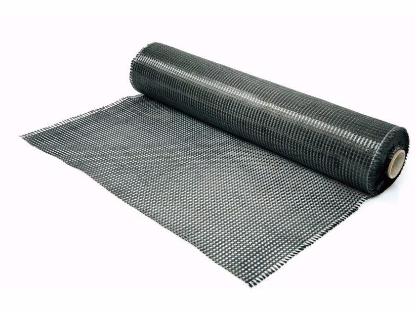 Carbon fibre reinforcing fabric BCF 583 CARBOTEX DUO 250 - FASSA