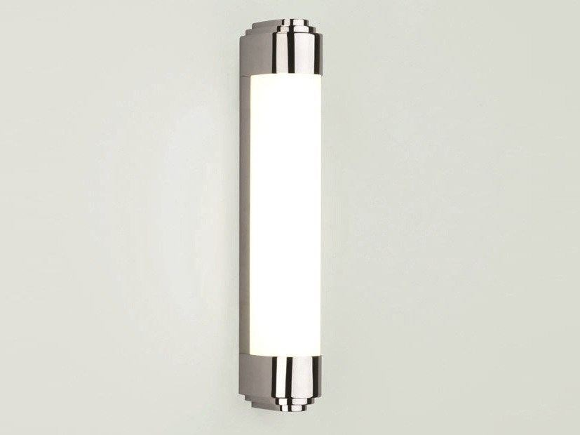 Zinc wall lamp for bathroom BELGRAVIA 400 by Astro Lighting