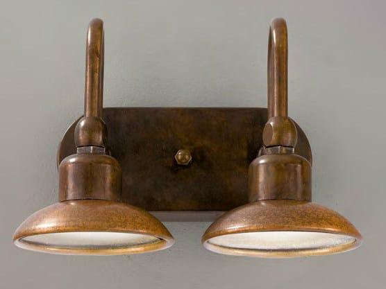LED metal wall lamp BENTLEY - Aldo Bernardi