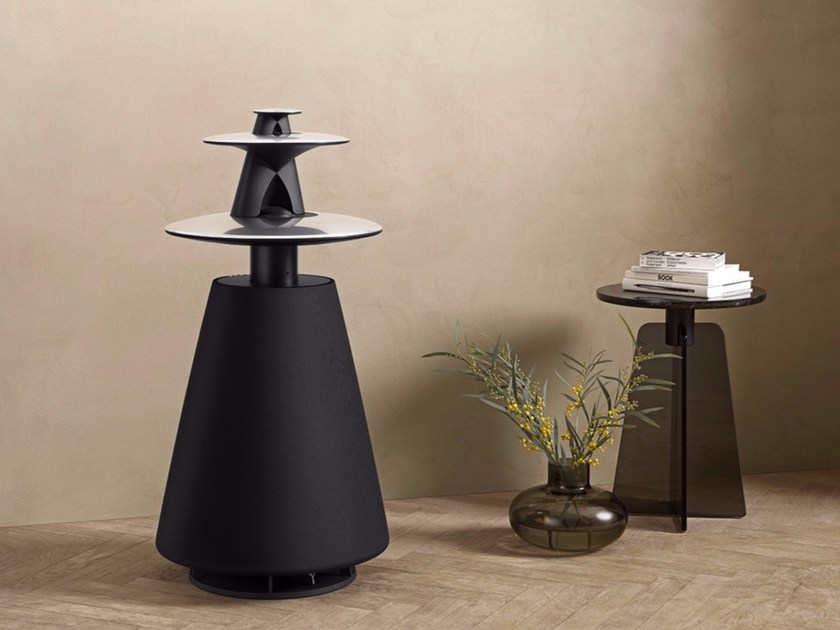 Wireless aluminium speaker BEOLAB 5 by Bang & Olufsen