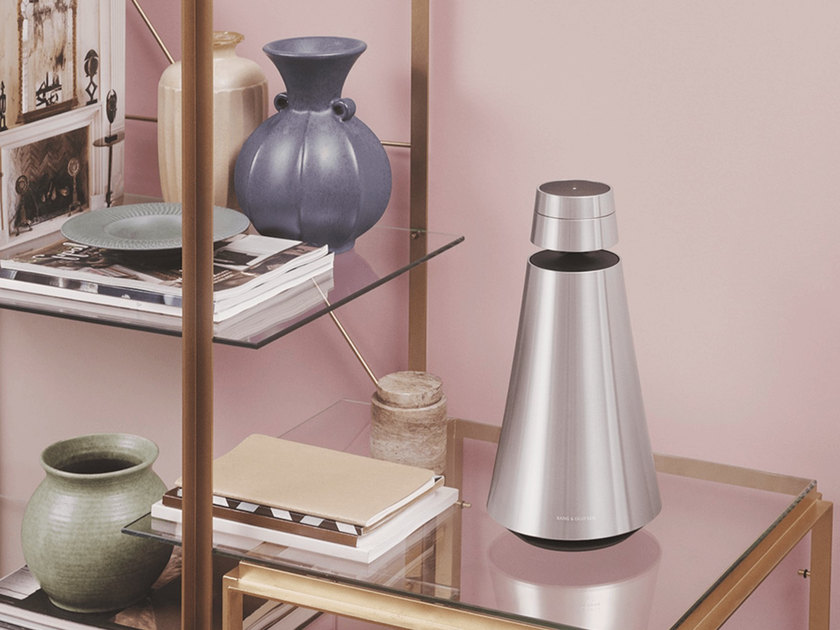 Wireless aluminium speaker BEOSOUND 1 by Bang & Olufsen