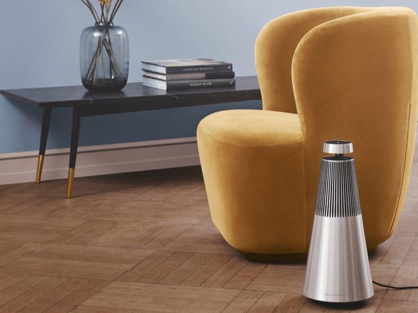 Wireless aluminium speaker BEOSOUND 2 by Bang & Olufsen