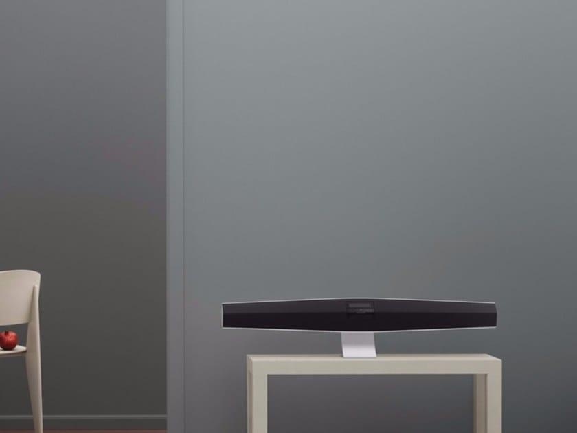 Wireless aluminium speaker BEOSOUND 35 by Bang & Olufsen