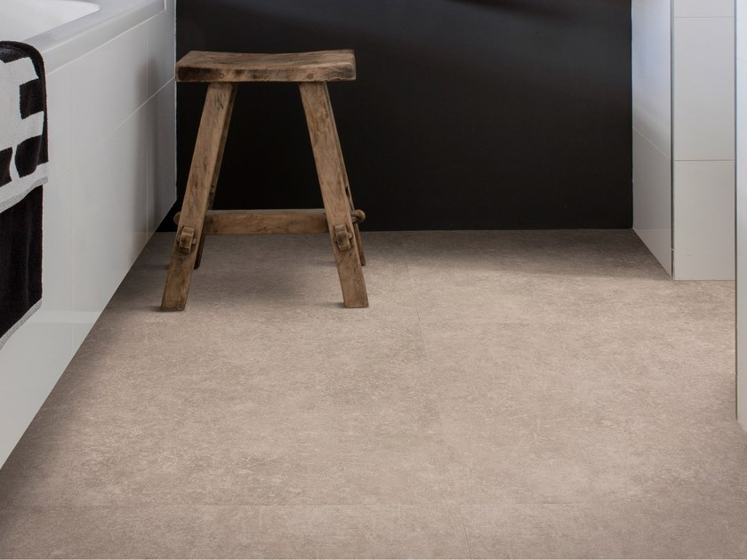 LVT flooring with stone effect BERRYALLOC PURECLICK by Woodco