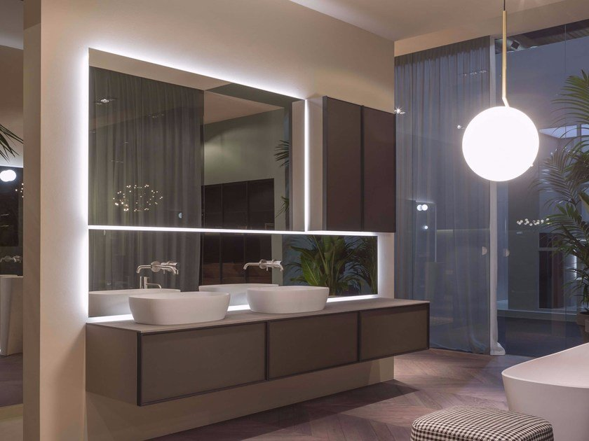 Bathroom furniture set BESPOKE by Antonio Lupi Design
