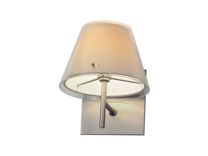 Metal wall lamp with fixed arm BETA | Wall lamp with fixed arm - Aromas del Campo