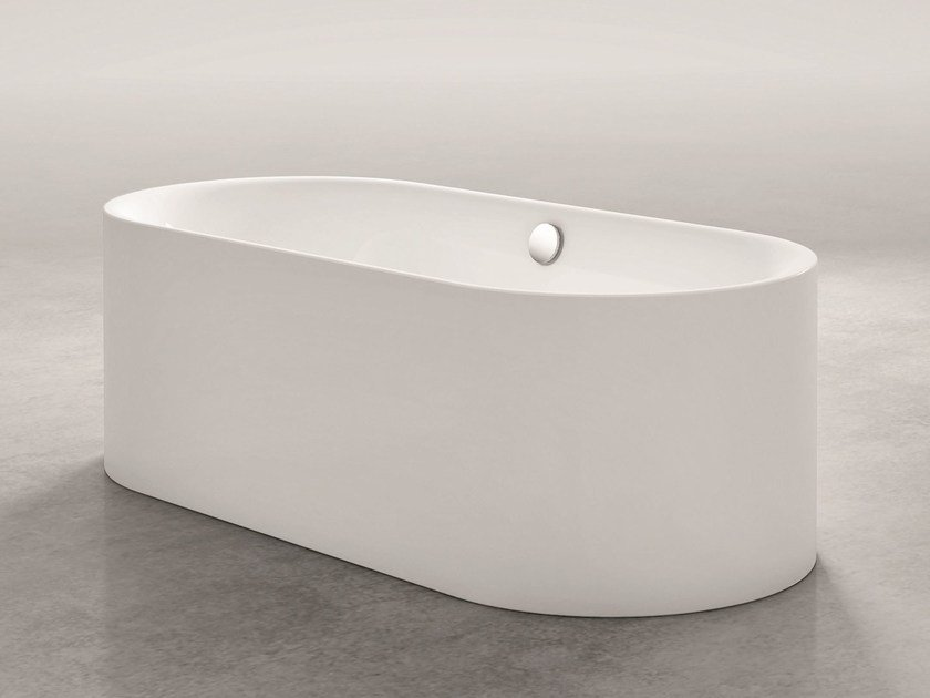 freistehende ovale badewanne bettelux oval silhouette by. Black Bedroom Furniture Sets. Home Design Ideas