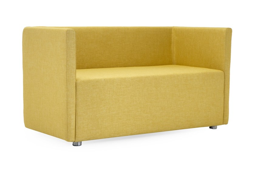 Upholstered 2 seater fabric sofa BETTIE | 2 seater sofa - Domingo Salotti