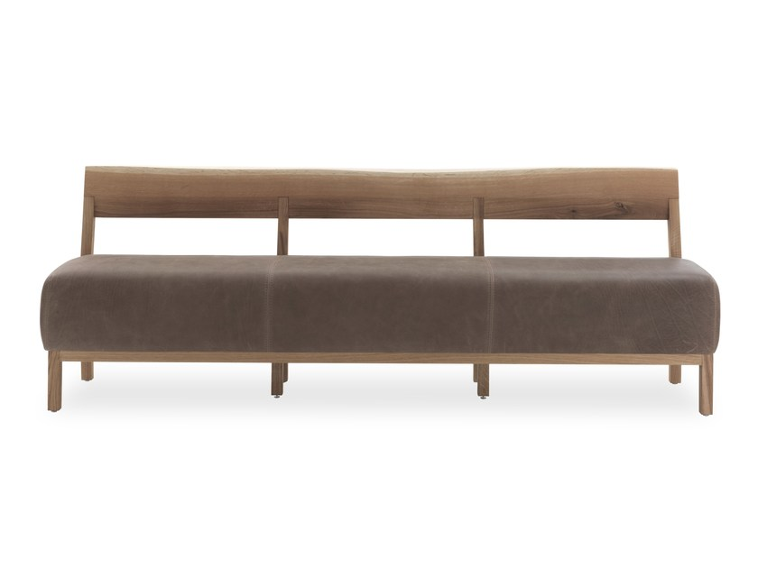 Upholstered bench BETTY BENCH by Riva 1920