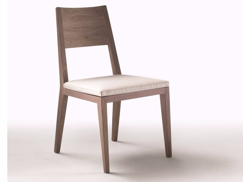 Solid wood chair BETTY | Chair by FLEXFORM