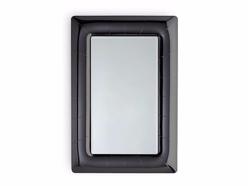 Rectangular wall-mounted hall mirror BETTY | Wall-mounted mirror - MARIONI