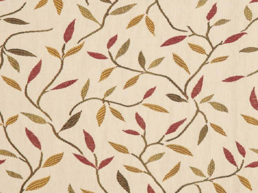 Cotton fabric with floral pattern BIBIANA - Gancedo