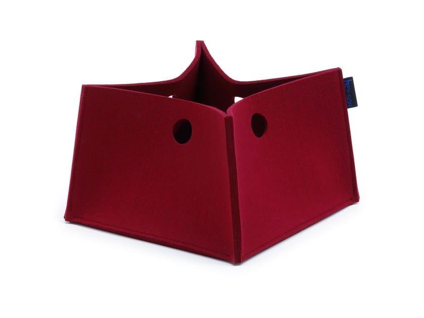 Felt storage box BIG BOX - HEY-SIGN
