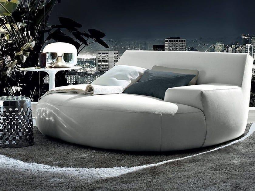 Fabric sofa BIG BUG by poliform