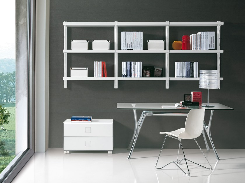 big home biblioth que suspendue by caimi brevetti design marc sadler. Black Bedroom Furniture Sets. Home Design Ideas