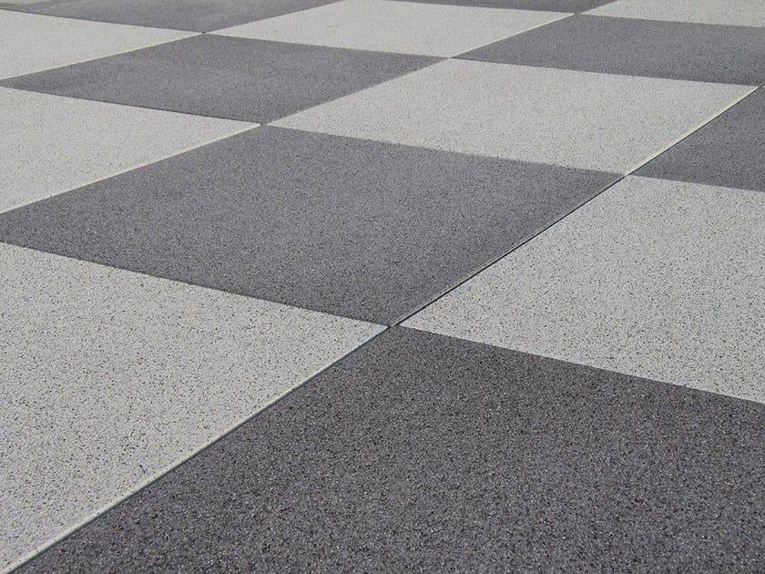 Pavimento per esterni in pietra naturale big micheletto - Piastrelle per giardino cemento ...