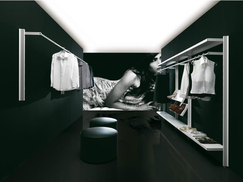 Aluminium Shop furnishing BIG SHOP | Shop furnishing - Caimi Brevetti