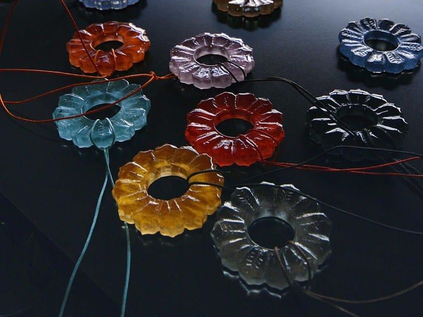 Glass hanging decoration BIJOUX | Hanging decoration - VETROVIVO