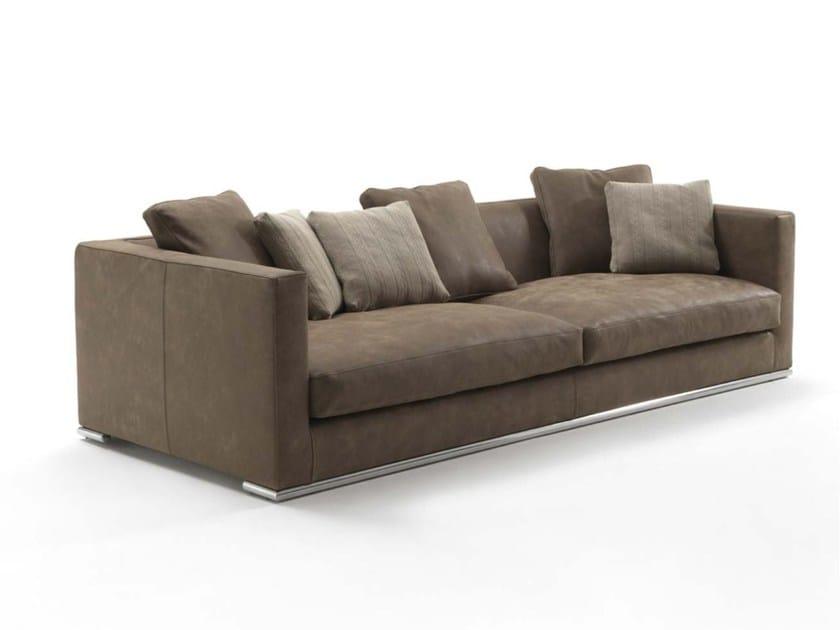 Divano in tessuto a 4 posti bilbao divano a 4 posti - Rivestimento divano poltrone e sofa ...