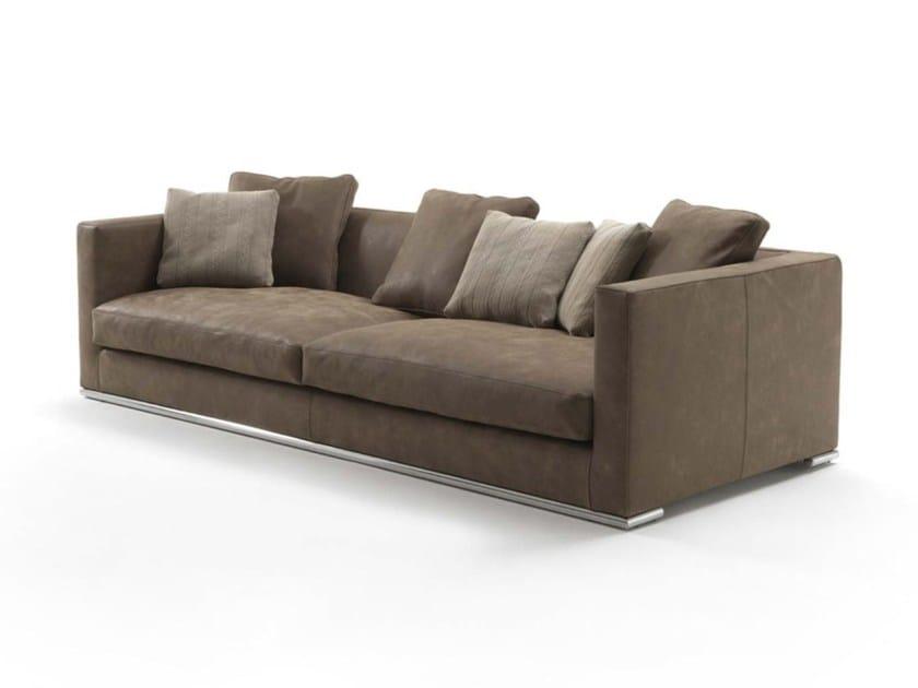 4 seater fabric sofa BILBAO | 4 seater sofa by Frigerio Salotti