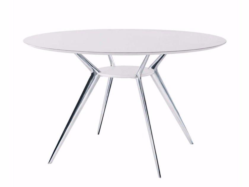 Round table BIPLANE Ø140 - 403 - Alias