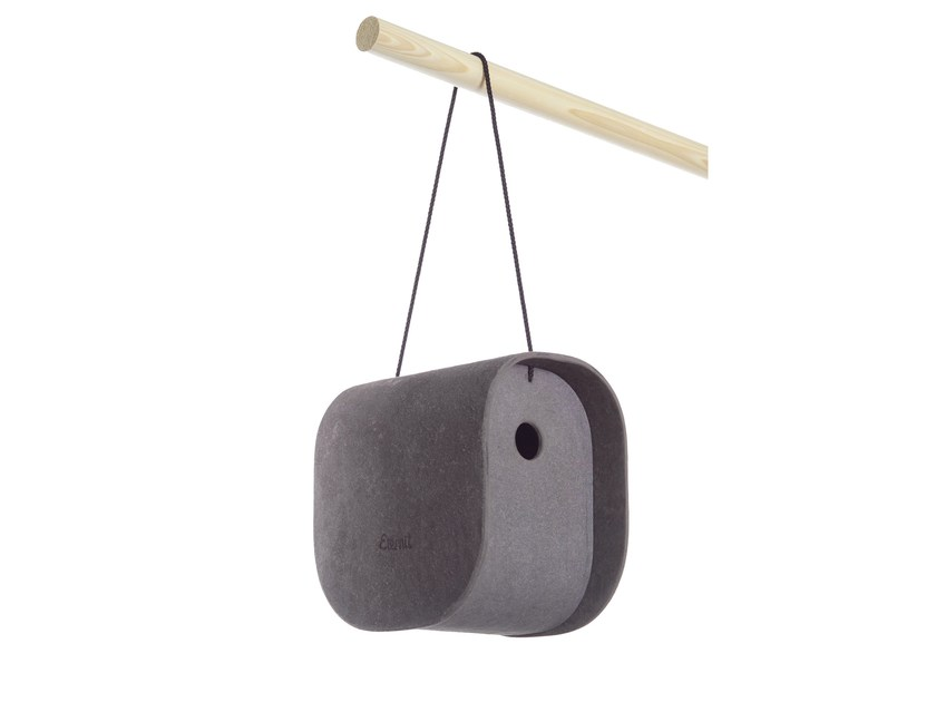 Cement bird feeder BIRDY - SWISSPEARL Italia