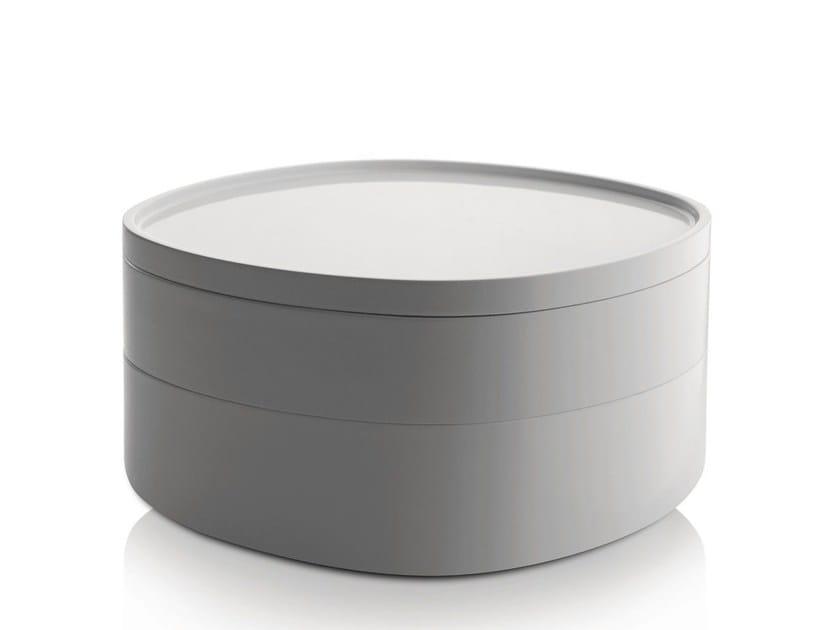 PMMA jewel box BIRILLO | Jewel box by Alessi