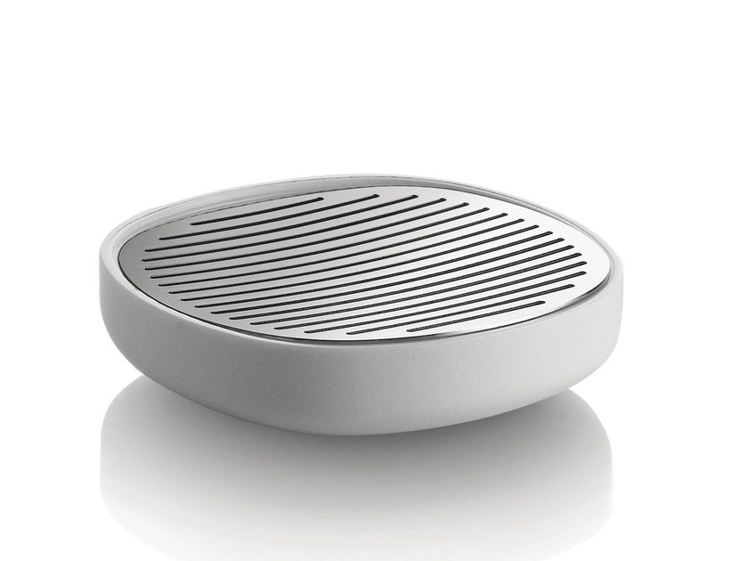 Countertop PMMA soap dish BIRILLO | Countertop soap dish by Alessi