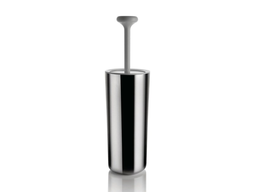 Stainless steel toilet brush BIRILLO | Toilet brush - ALESSI