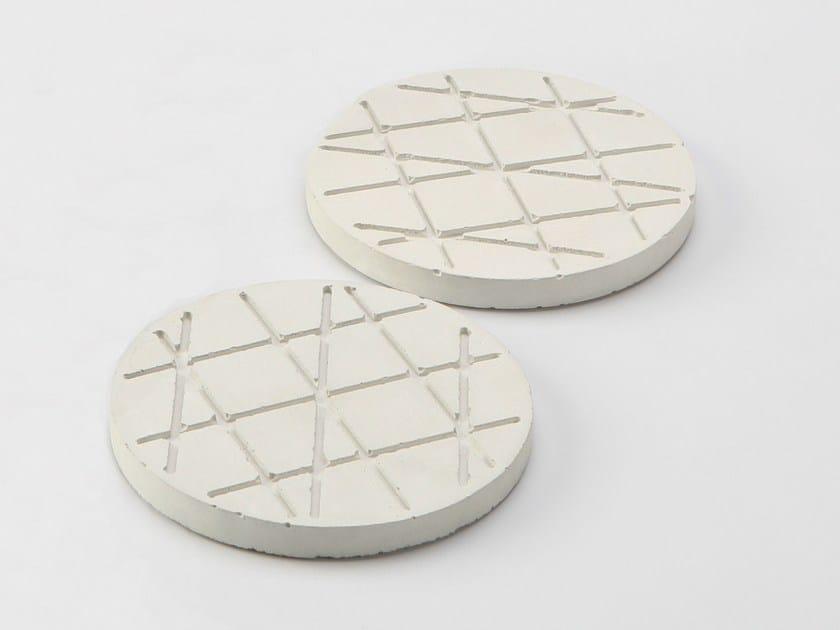 Cement trivet BISCUITS - Specimen Editions