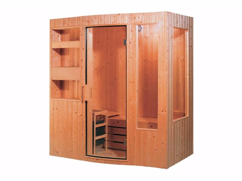 Finnish sauna BL-111 | Finnish sauna - Beauty Luxury