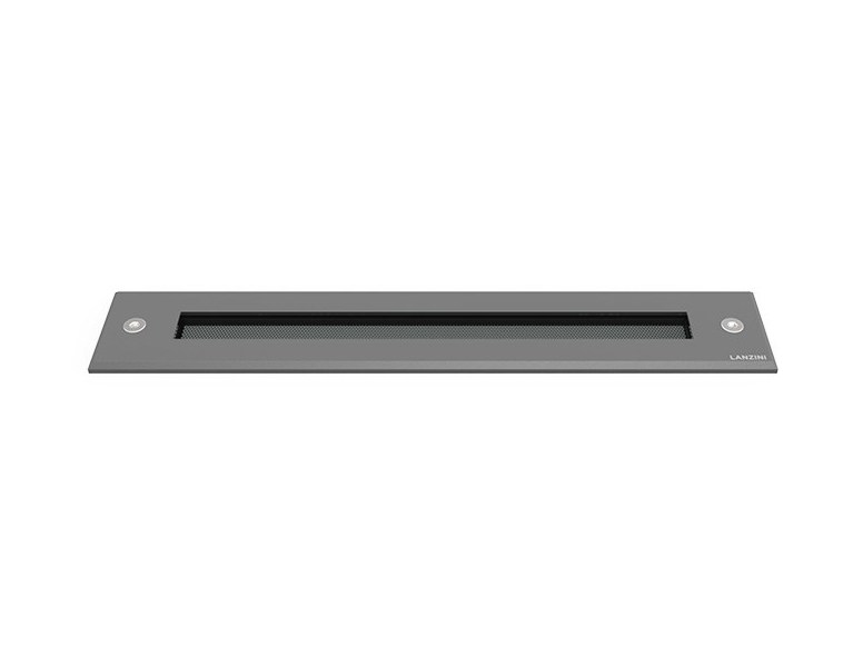 LED aluminium steplight BLADE 1/2 by LANZINI