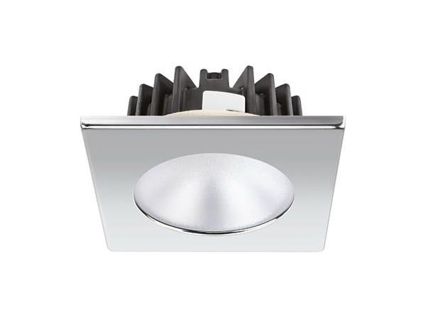LED recessed stainless steel spotlight BLAKE XP HP 4W - Quicklighting
