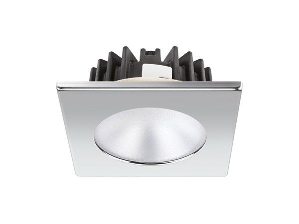LED recessed stainless steel spotlight BLAKE XP HP 6W - Quicklighting