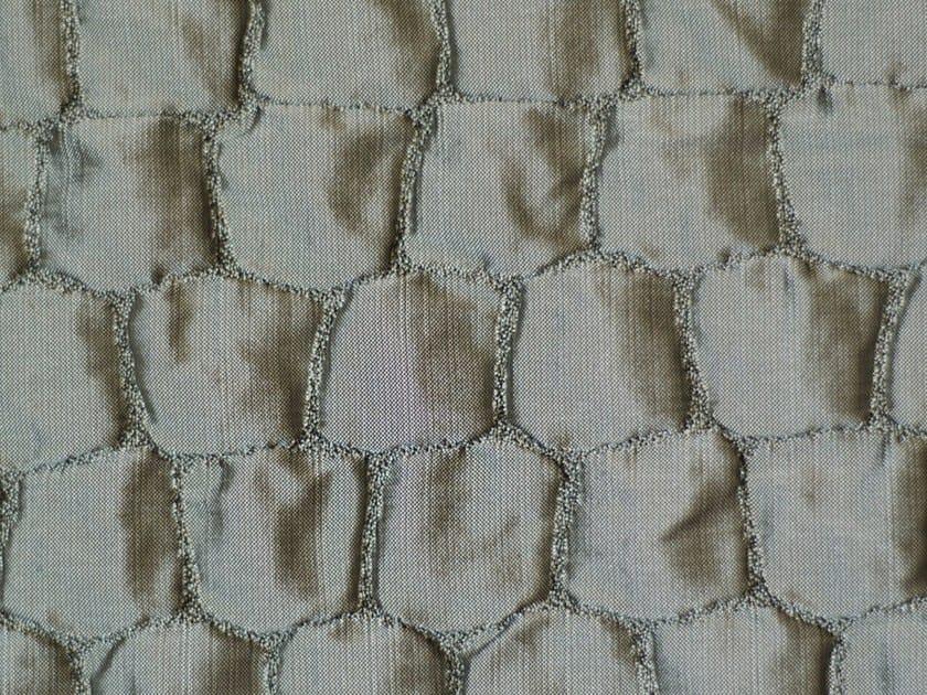 Fabric with graphic pattern BLISSE - Aldeco, Interior Fabrics