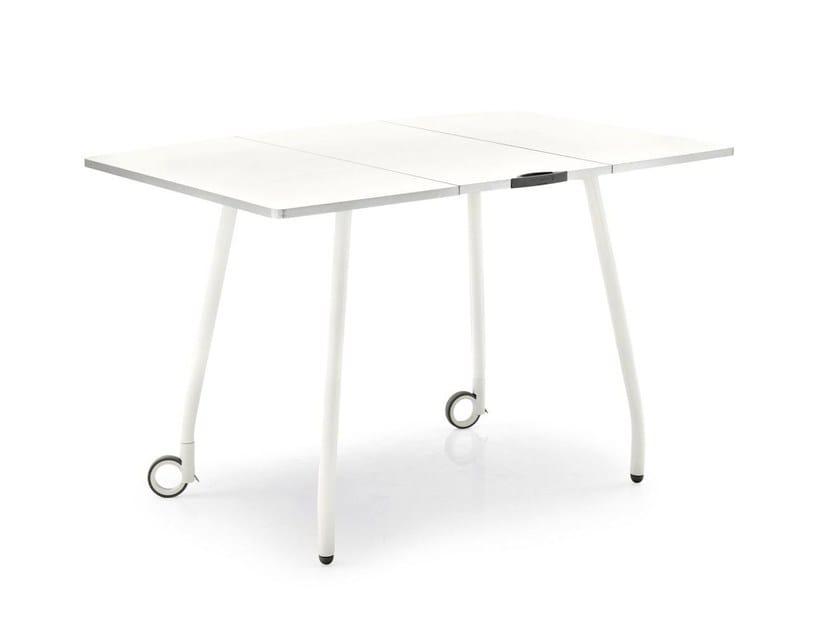 Folding kitchen table BLITZ | Folding table - Calligaris