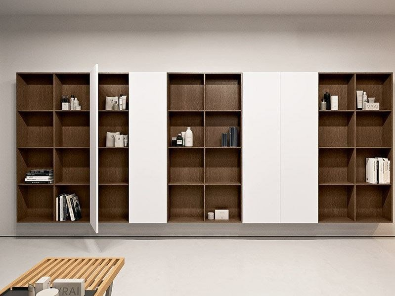 Modular wall cabinet BLOCK 18 by MAKRO