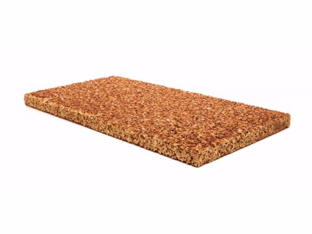 Cork thermal insulation panel BLONDCORK by Sace Components