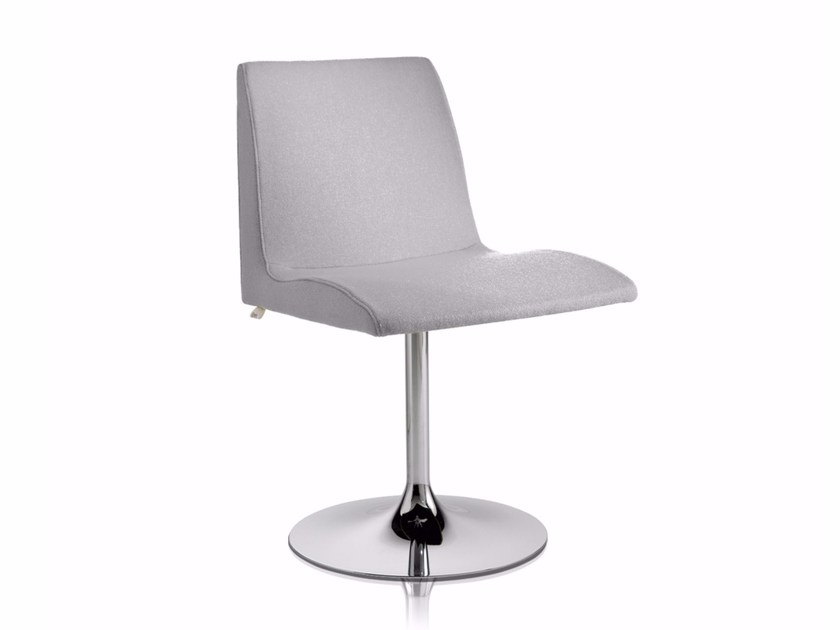 Swivel chair with fire retardant padding BLOOM T - CHAIRS & MORE