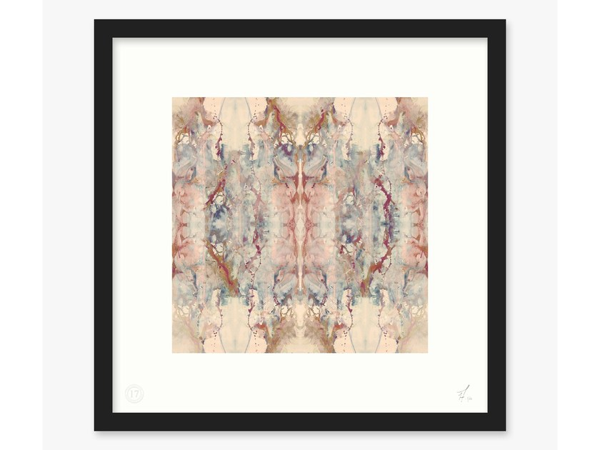 Print on paper BLOTTO | Print on paper by 17 patterns
