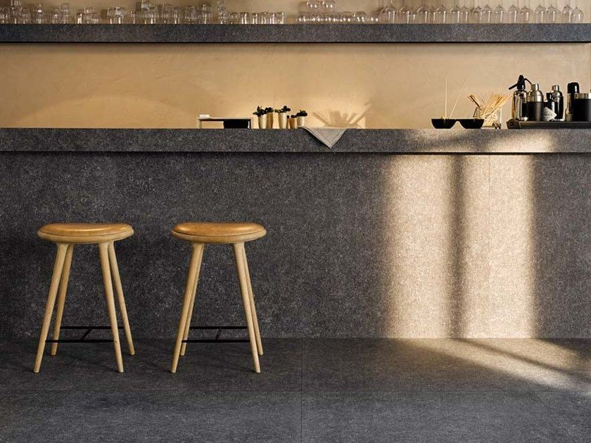 Laminated stoneware wall/floor tiles with stone effect BLUESTONE EVOLUTION - COTTO D'ESTE