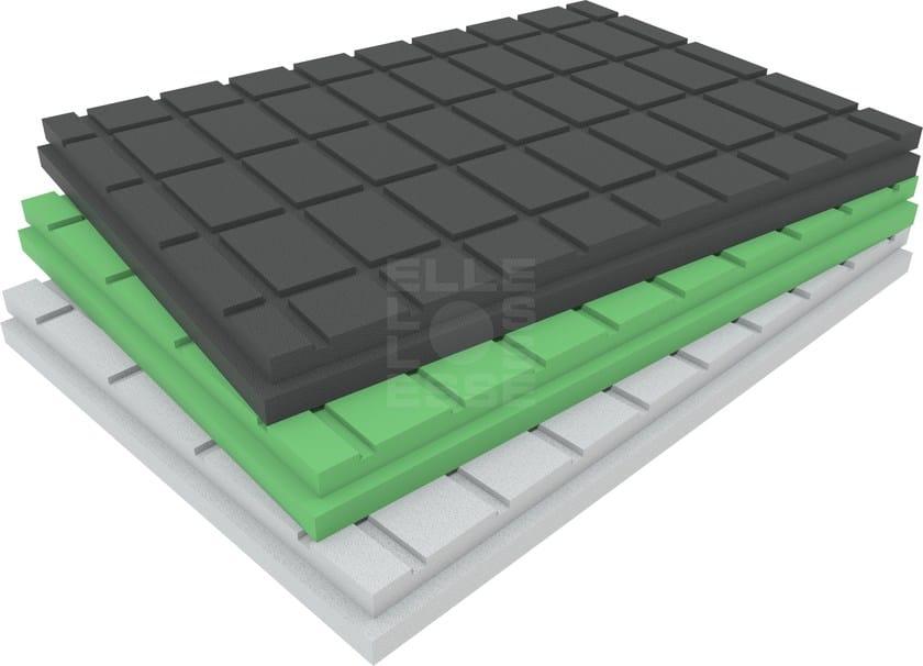 Thermal insulation panel BLUTEGOLA - ELLE ESSE
