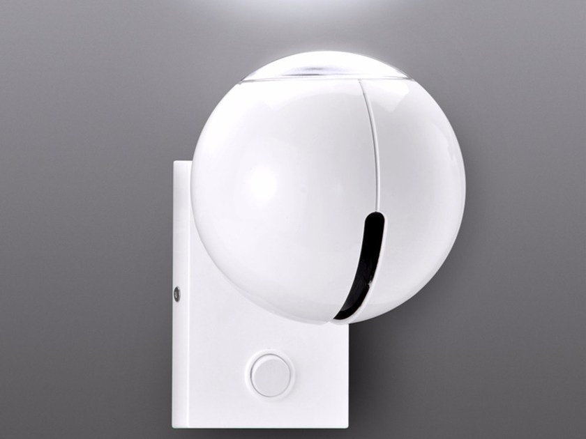 LED wall-mounted ABS spotlight BO-LA 6536 - Milan Iluminación
