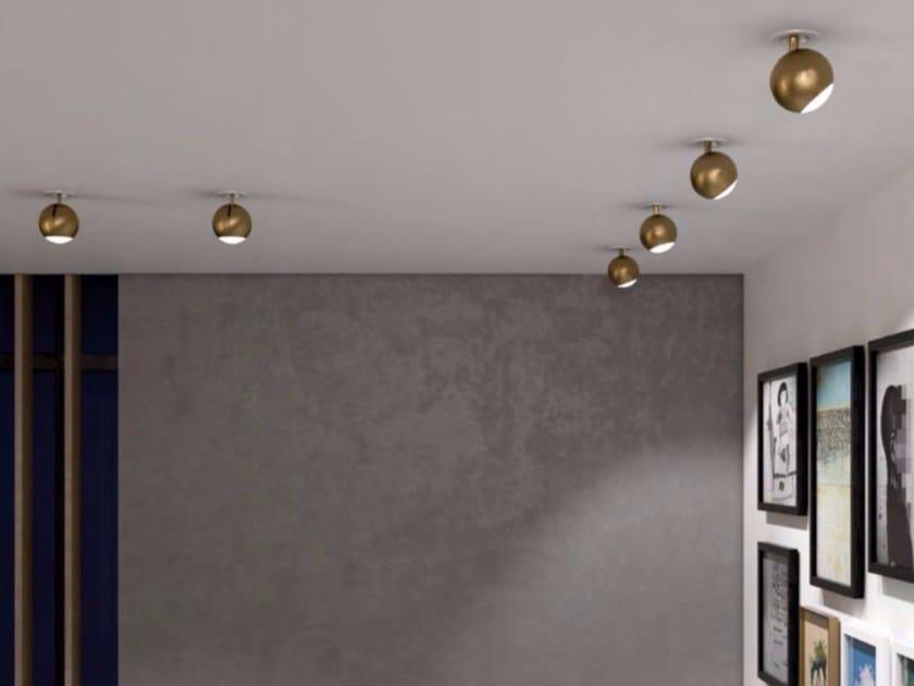 LED adjustable ceiling ABS spotlight BO-LA 6553 - Milan Iluminación
