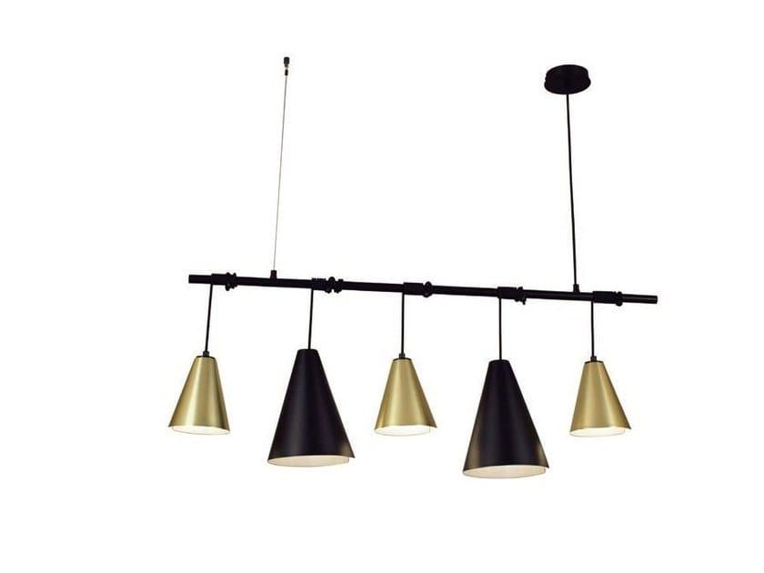 Metal pendant lamp BOA | Pendant lamp - Aromas del Campo