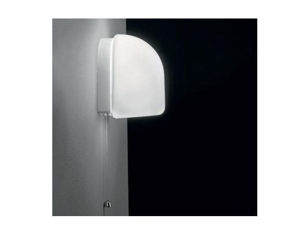 Glass wall lamp BOCIA - Ailati Lights